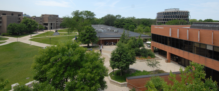 Photo of NEIU's Commons